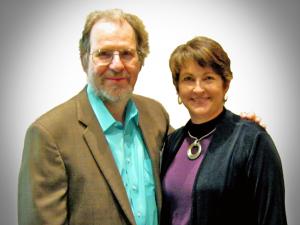 Dr. Arthur L. Robin and Gina Pera